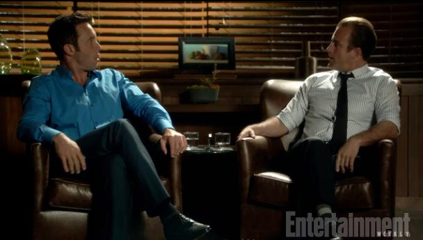 McDanno in Therapy